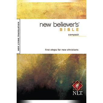 New Believer's Bible-NLT-Compact - 9781414333946 Book