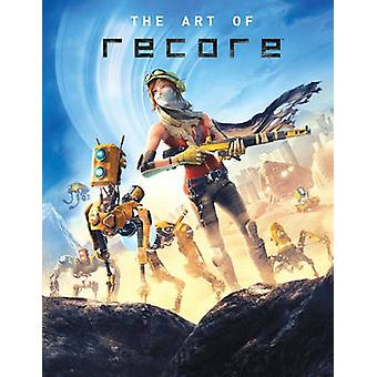 The Art of Recore by Microsoft Studios - Armature Studio - Comcept In