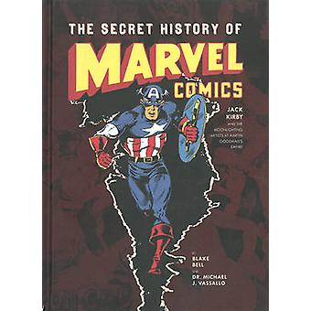 The Secret History of Marvel Comics - Jack Kirby and the Moonlighting