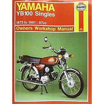 Yamaha YB100 Owners Workshop Manual (Revised edition) by Pete Shoemar