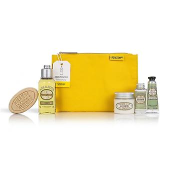 L'Occitane Almond Discovery Collection Gift Set