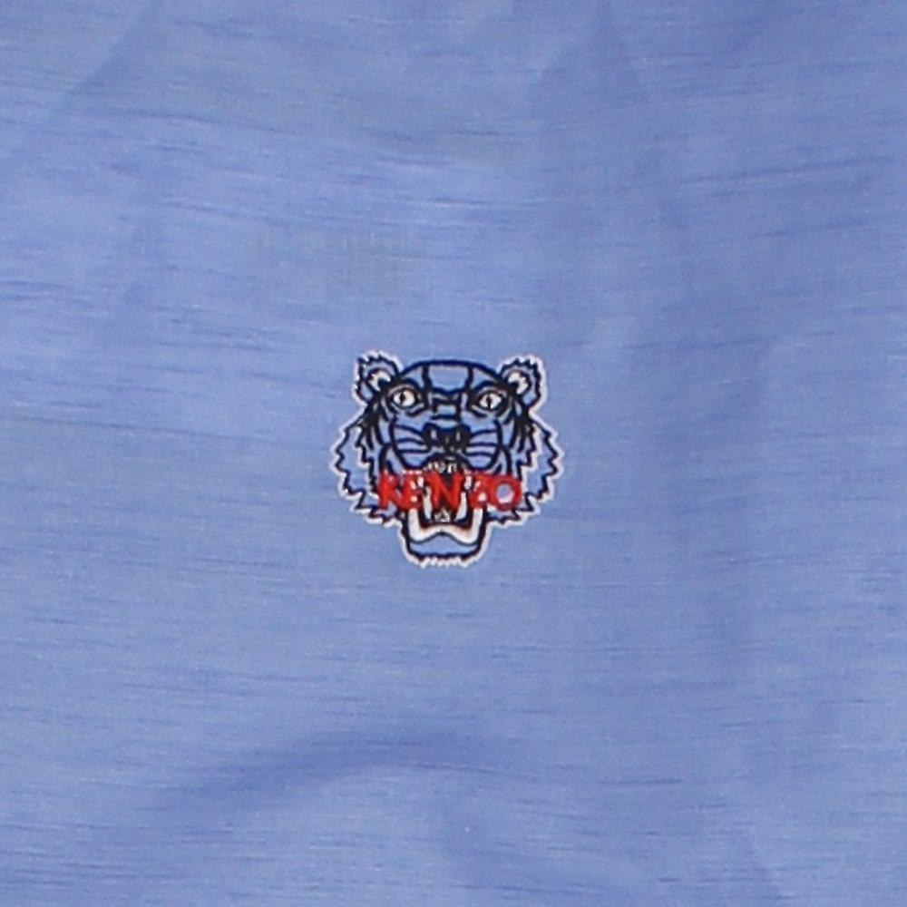 Kenzo Tiger Shirt Blue