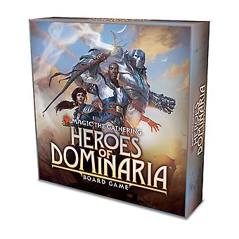 Magic The Gathering-Heroes of Dominaria board game 2-4 Players
