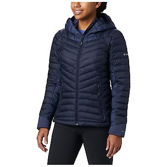 Columbia Nocturnal Womens Windgates Hooded Jacket