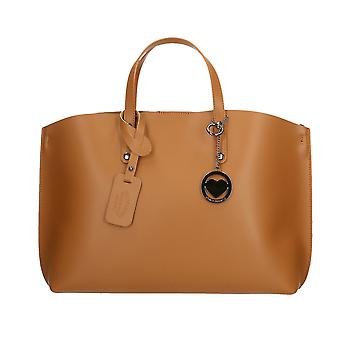 Handbag made in leather P2094