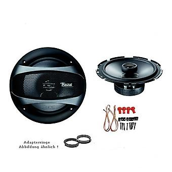 Audi A3 from 7.2003, Audi A4, A4 avant, Saab 9-3, speaker Kit front