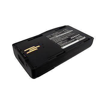 Batterie für Motorola NTN7394 NTN7395 NTN7396 NTN7396BR NTN7397BR NTN7397CR Visar