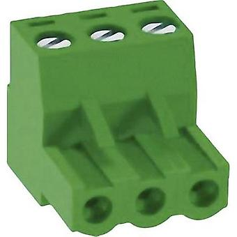 Socket enclosure - cable MC Total number of pins 7 DECA 1192093 Contact spacing: 5.08 mm 1 pc(s)