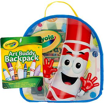 Crayola Art Buddy Back Pack 8