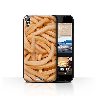 STUFF4 Case/Cover for HTC Desire 830/French Fries/Snacks