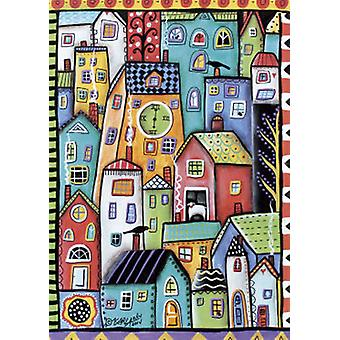 Educa 500 Pieces Puzzle 6 Pm, Karla Gerard (Speelgoed , Bordspellen , Puzzels)