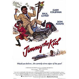 Jimmy Kid elokuva Juliste Tulosta (27 x 40)
