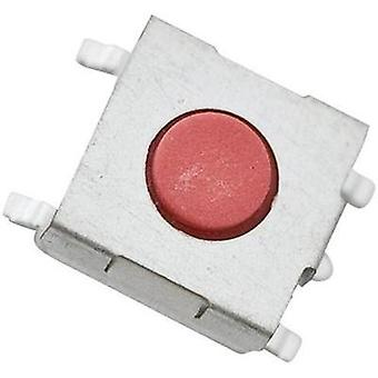 Pushbutton 24 Vdc 0.05 A 1 x Off/(On) TE Connectivity 1977263-1 momentary 1 pc(s)
