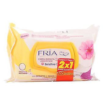 Fria Cleansing Wipes X25 Utility Duplo (Woman , Cosmetics , Skin Care , Facial Cleansing)