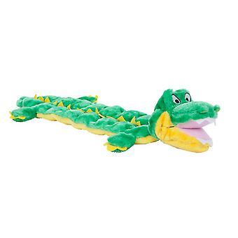 Passiv Hound længe Boby Gator Squeaker Matz store