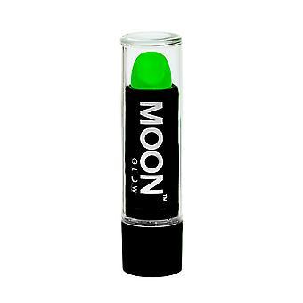 Moon Glow - 4.5g UV Lipstick - Intense Green