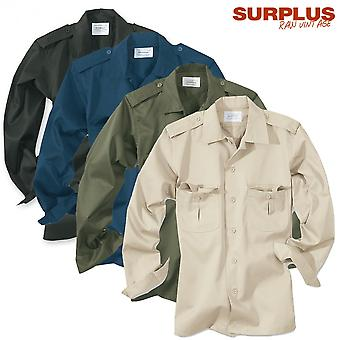 Surplus shirt long sleeve US