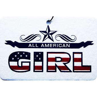 Refrogerador de ar do carro All American Girl