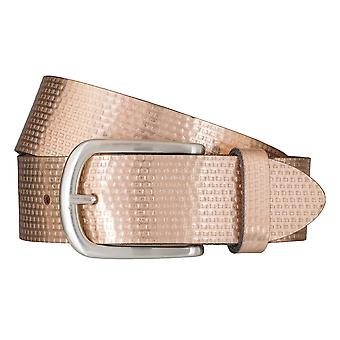 Bernd Götz belt women's belts leather belt leather belts for women Rosa 5974