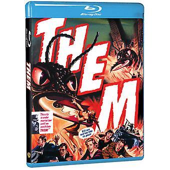 Them [Blu-ray] USA import