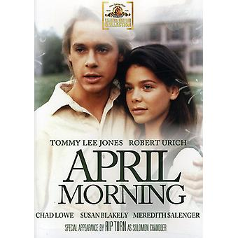 April Morning [DVD] USA importeren