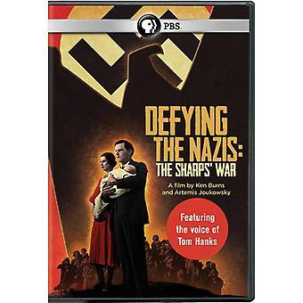 Trotzt der Nazis: Sharps Krieg [DVD] USA Import