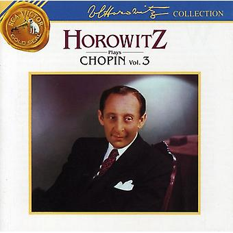 Vladimir Horowitz - Horowitz speelt Chopin, Vol. 3 [CD] USA import