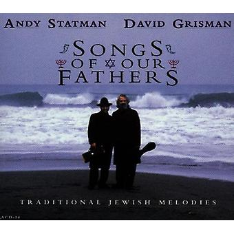 Statman/Grisman - sange of Our Fathers [CD] USA import