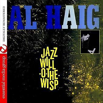 Al Haig Trio - Jazz Will-O-the Wisp [CD] USA import