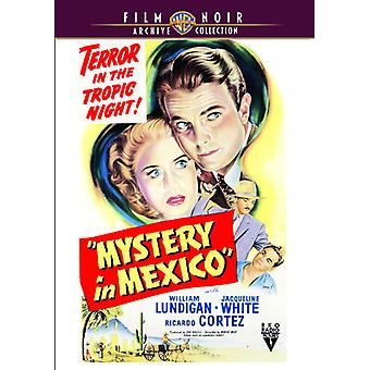 Mysterie in Mexico [DVD] USA importeren