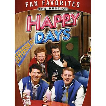 Happy Days - Fan Favorites-Best of Happy Days [DVD] USA import
