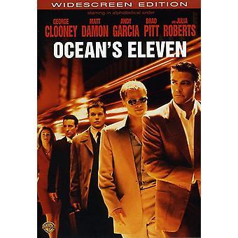 Havets elleve [DVD] USA import
