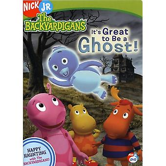 Backyardigans - It's Great to Be a Ghost [DVD] USA import