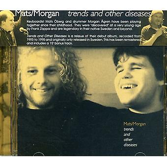 Mats/Morgan - Trends & Other Diseases [CD] USA import