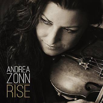 Andrea Zonn - upphov [CD] USA import