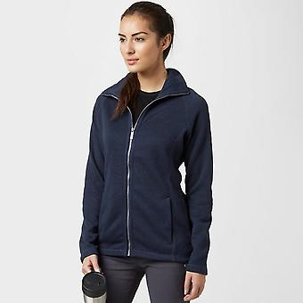 Navy Craghoppers Women's Kerris Full Zip Fleece