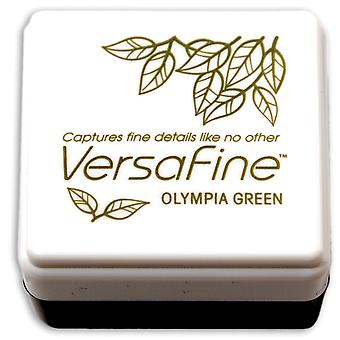 VersaFine Pigment Small Ink Pad-Olympia Green VFS-61