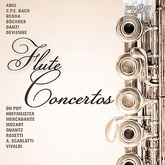 Mozart / Gallois / Browne - flöjt Concertos [CD] USA import