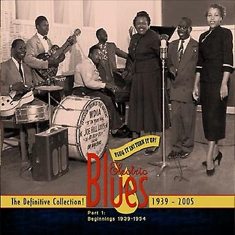Blues elettrico - Vol. 1-Electric Blues 1939-54 (Inglese) [CD] USA importare