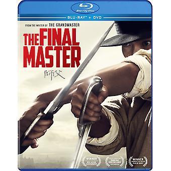 Final Master (Transworld) [Blu-ray] USA import