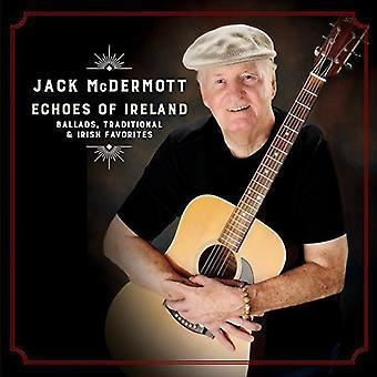 Jack McDermott - Echoes of Ireland [CD] USA import