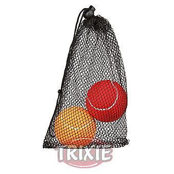 Trixie Set of Tennis Balls for Dogs (Dogs , Toys & Sport , Balls)