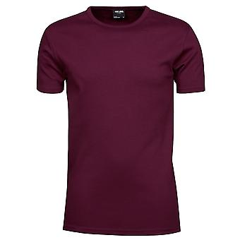 Tee Jays Mens Interlock Short Sleeve T-Shirt