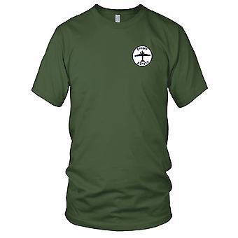 USAF Airforce - McDonald Douglas AC-47D Gunship Ground Attack Aircraft Embroidered Patch - Spooky Kids T Shirt