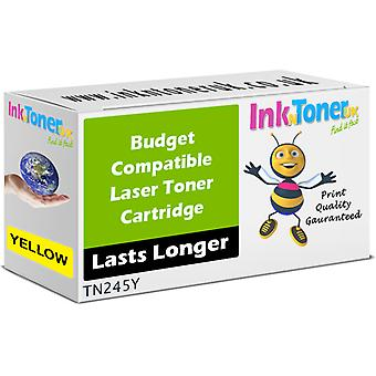 Compatible TN245Y Yellow Cartridge for Brother DCP-9020CDW