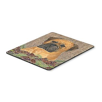 Carolines Treasures  SS4065MP Bullmastiff Mouse Pad, Hot Pad or Trivet