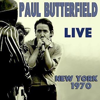 Paul Butterfield - Live [CD] USA import