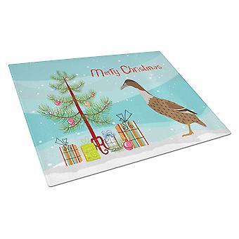 オランダのフック法案鴨クリスマス ガラスまな板大