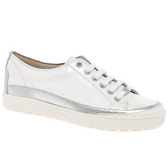 Caprice stjerne dame Casual snøre sko