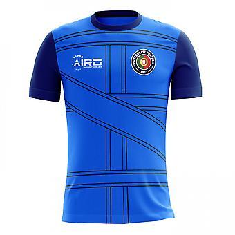 2018-2019 Portugal maillot de foot troisième Concept